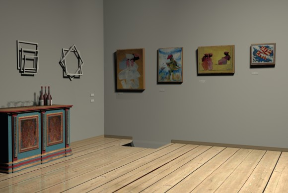 All tomorrow's exhibitions